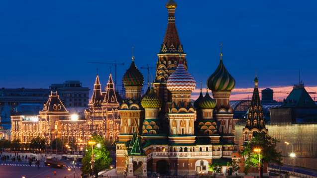 ... by Travel + Leisure , Moscow is the unfriendliest city in the world