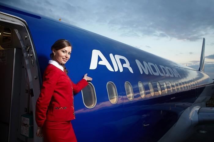 Прямой рейс Кишинев Екатеринбург Air Moldova