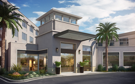 New Hilton Garden Inn Added To California Coastline Rus Tourism News