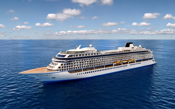 Fincantieri Starts Work On Viking Spirit  Rus Tourism News