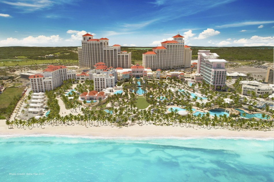 """baha mar Christie said the remobilization at baha mar will commence immediately """"construction at the site is expected to resume within a few weeks, during the month of september,"""" he said."""