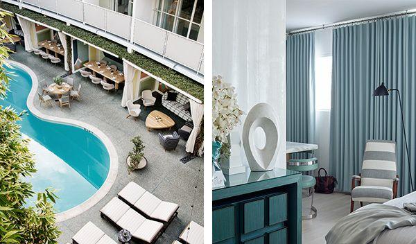Avalon Hotel Beverly Hills – Los Angeles, USA