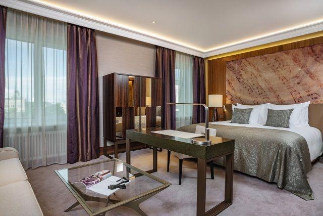 Grand Hotel Kempinski Riga - Deluxe Room