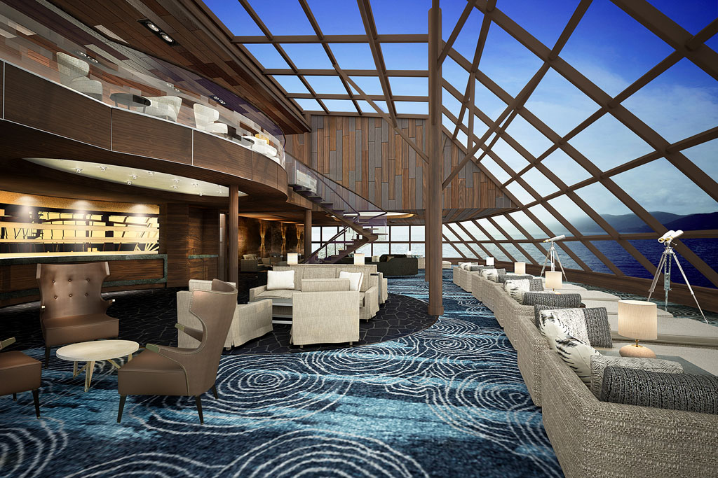 Haven Observation Lounge Dk 17 - Main View