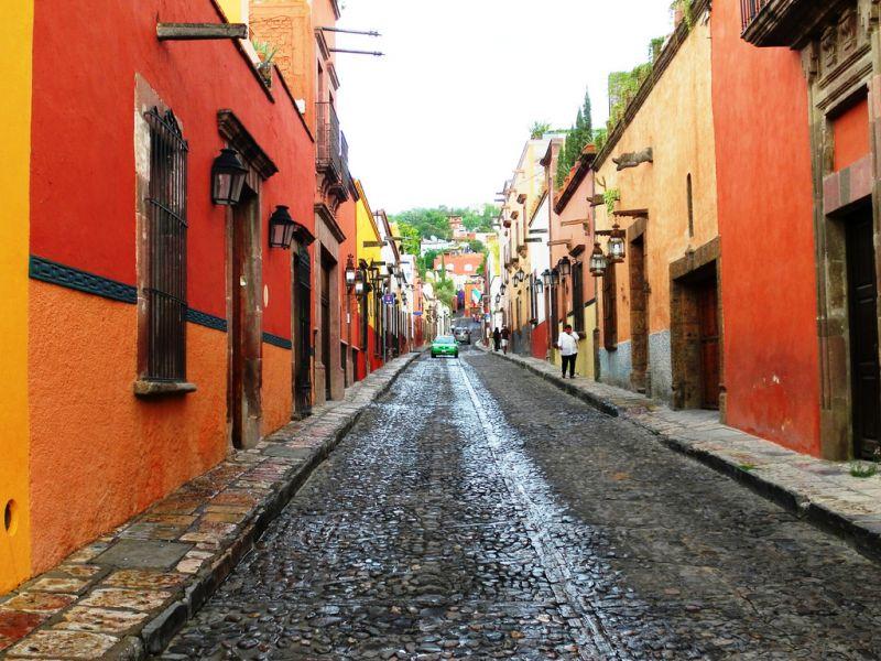Aldama Street, San Miguel De Allende, Mexico