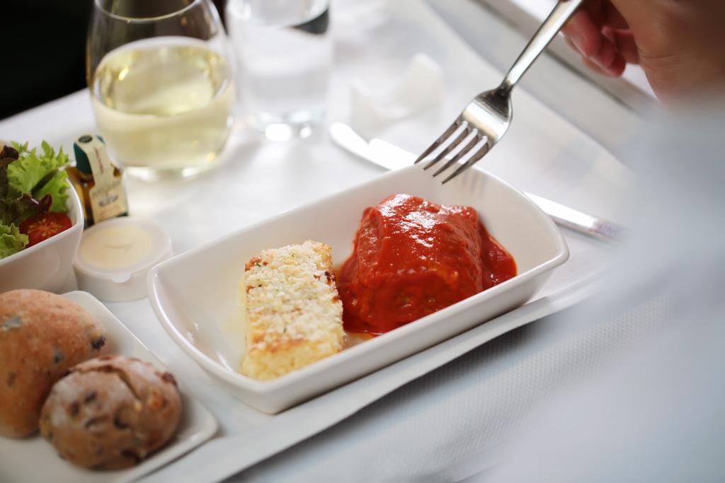 Beef short rib, tomato Pizzaiola sauce, Neapolitan potato cake