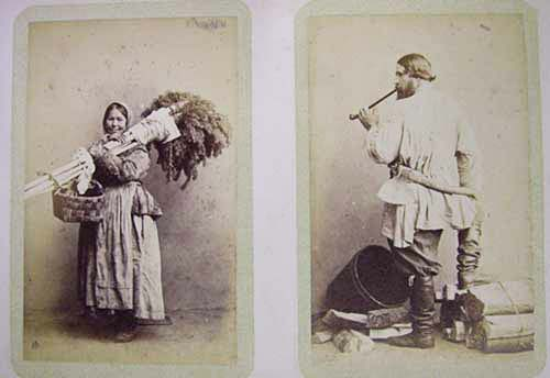 russian-peasants William Carrick