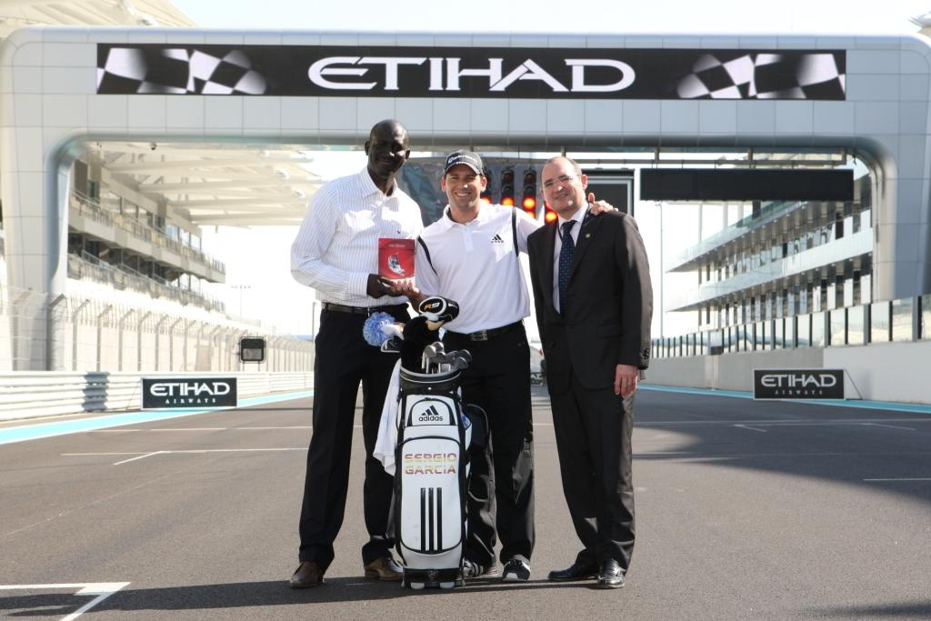 Etihad Golf Club