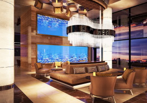 Centara Grand Resort & Spa Pattaya - Lobby 1