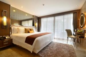 Centara Grand Resort & Spa Pattaya - Deluxe room