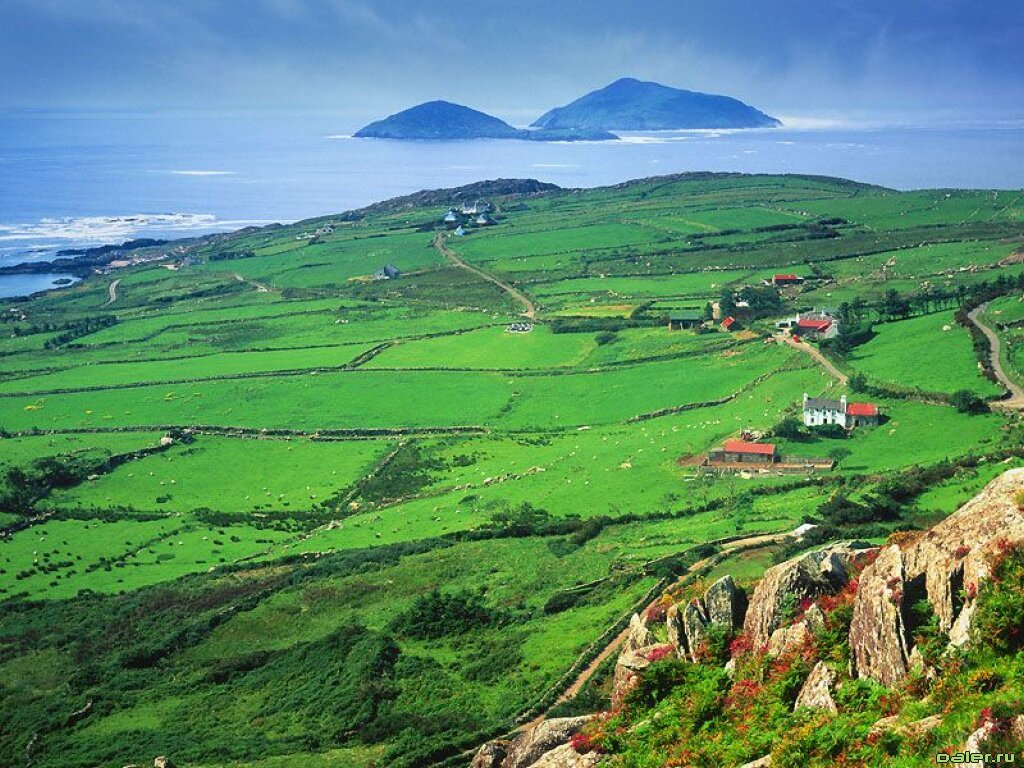 an in depth look at the european country of ireland