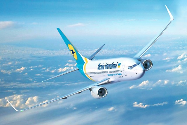 uia ukraine international airlines flyuia