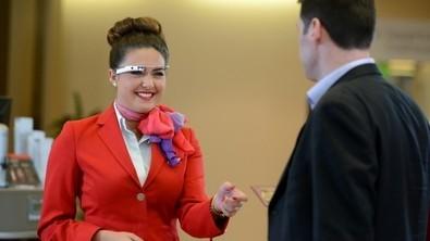 Google Glass Virgin