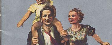 soviet travel poster