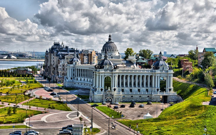 direct flights to kazan