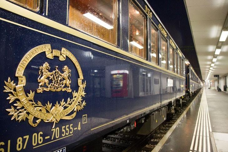 Venice Simplon-Orient-Express