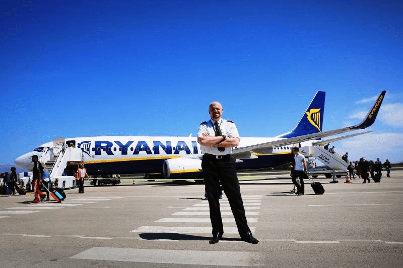 Ryanair Pilot Training Programme
