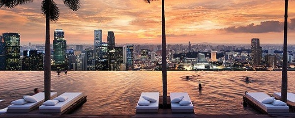 marina bay sands casino hotels