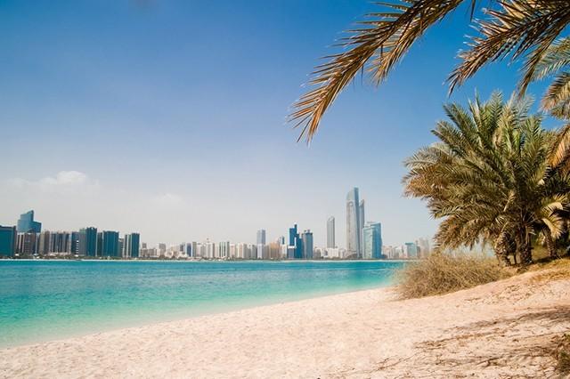 Dubai Beach Resort in Dubai