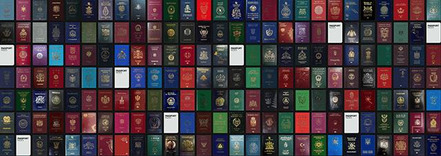 Henley Passport Index: Asian Countries Dominate - Rus