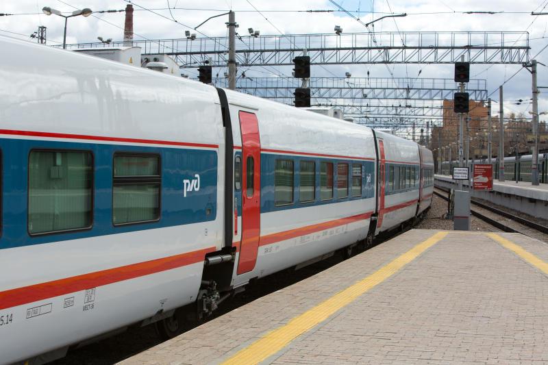 RZD Allegro Trains