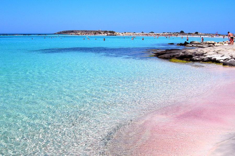 Elafonissi Beach Crete