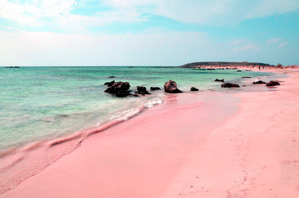 Spiaggia Rosa bahamas