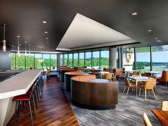Porsche Opens Fine Dining Restaurant In Atlanta Rus