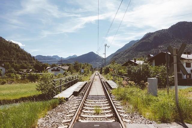 Rail Line Moscow-Kazan high-speed railway