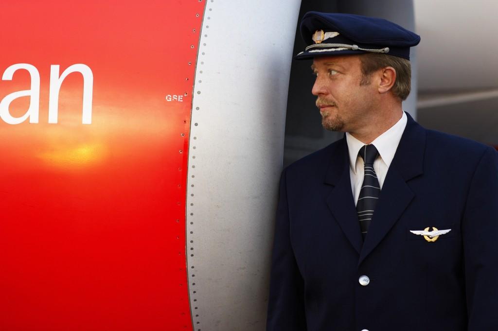 SAS Pilot Strike