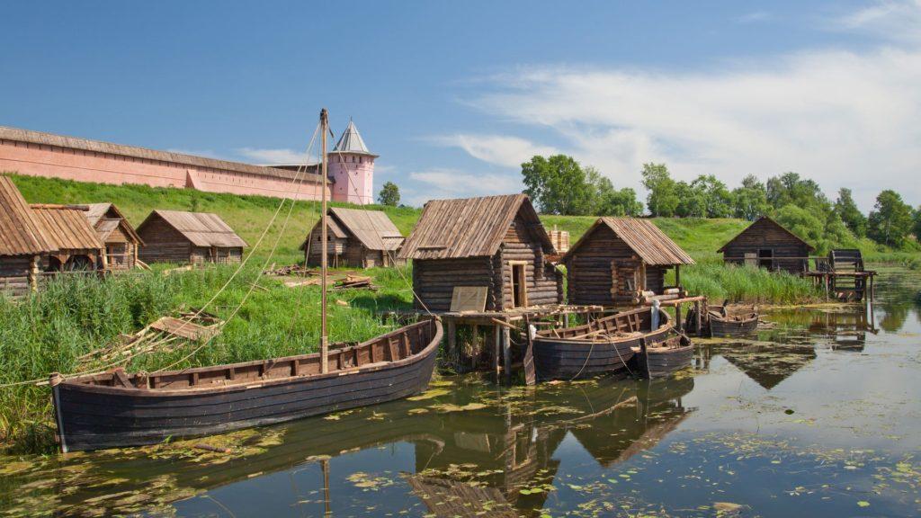 экскурсия музей деревянного зодчества в суздале Добровольский изобрел