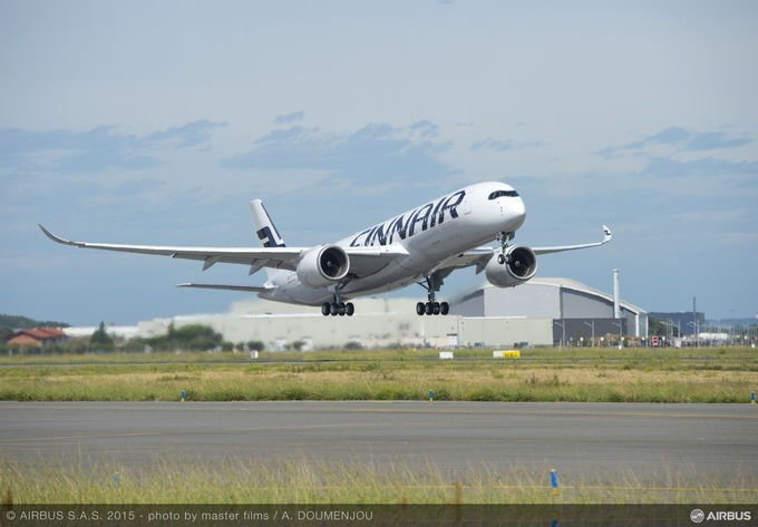 Finnair Biofuel Flights