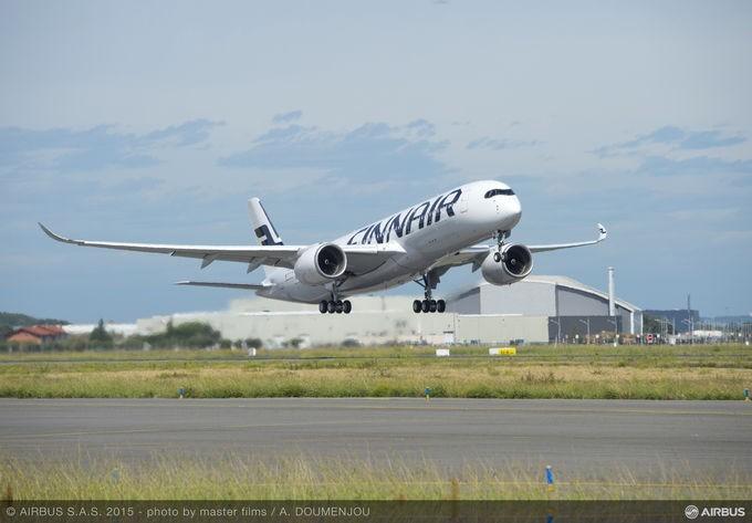 Finnair Biofuel Flights