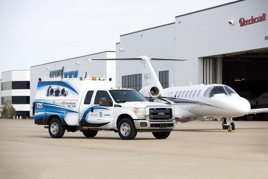 Textron Aviation boosts European service network | Rus