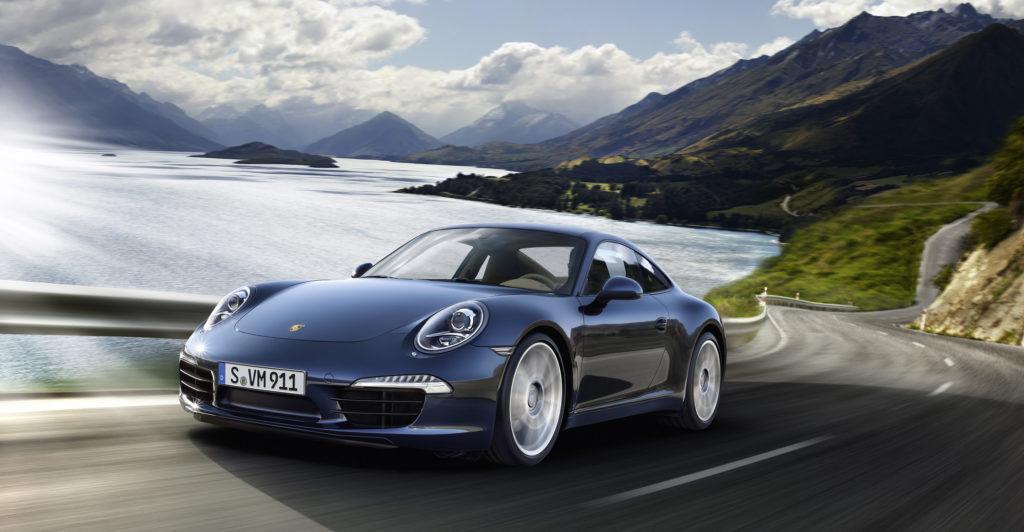 Porsche rent a car