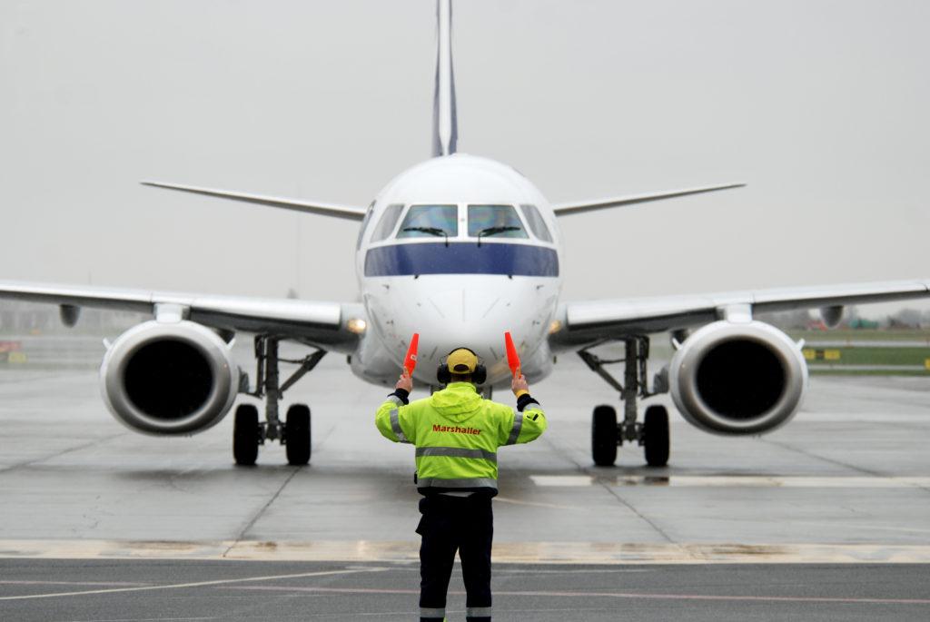 LOT Polish Airlines plane