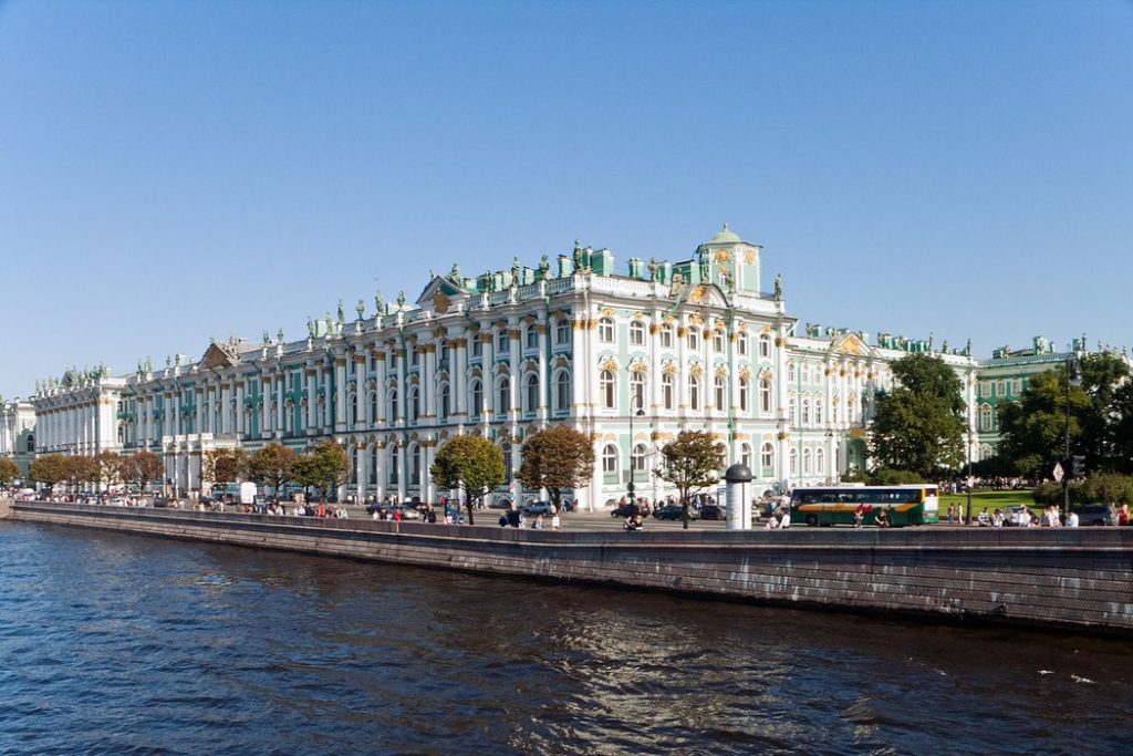 Winter Palace St. Petersburg