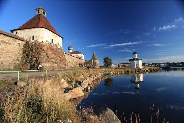 Solovetsky Islands Russia
