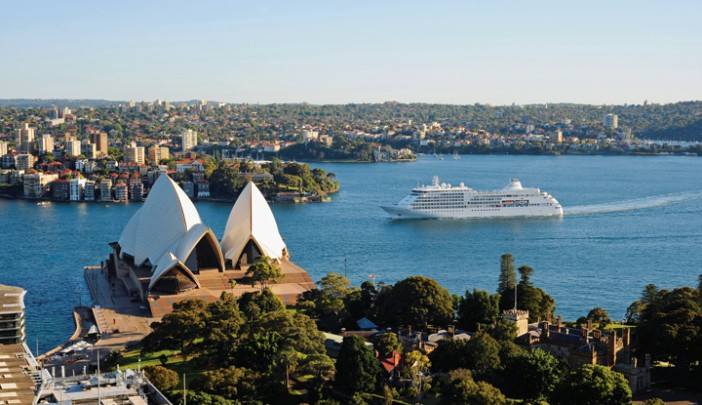 Sydney World Cruise Humanitarian Cruise