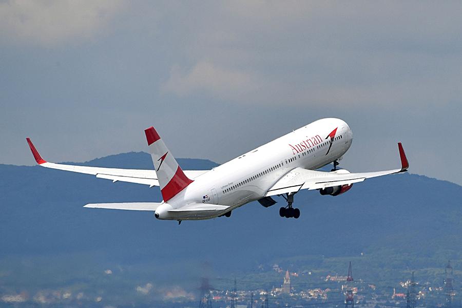 Austrian Airlines flights
