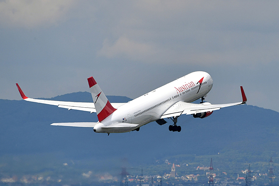 Austrian Airlines flights