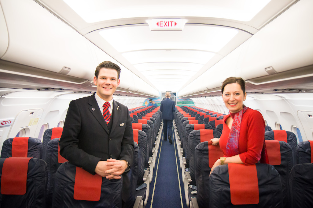 Brussels Airlines Cabin Crew Recruit