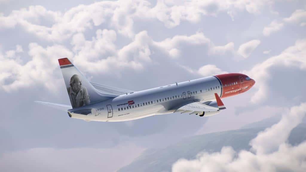 Norwegian Airways to launch flight to New York from the UK for £56 ...