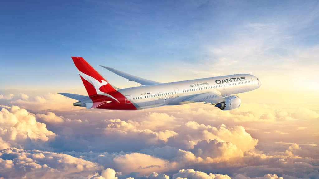 Qantas posts solid annual profit as domestic market improves
