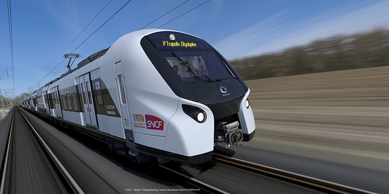 Alstom-Bombardier