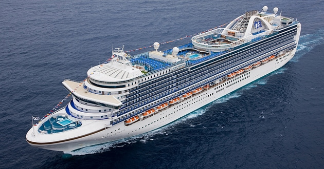 Princess Cruises Ocean Medallion Class