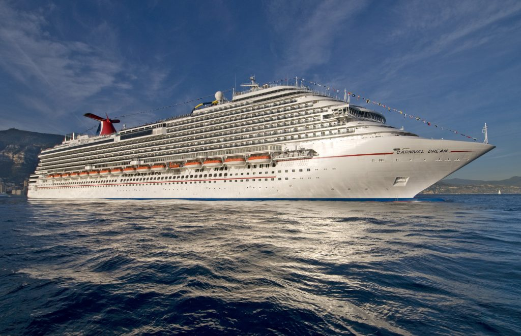 Carnival Partner With Shell To Fuel St US LNG Powered Cruise - Cruise ship fuel