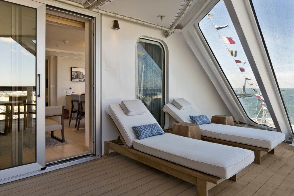 Explorer Suite Veranda