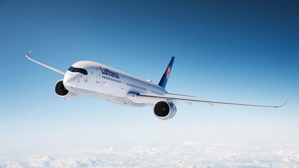 Lufthansa Returnee Flight