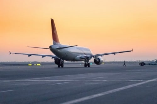 Air Arabia Airbus A320 Repatriation Flights
